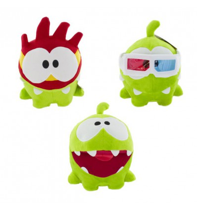 Peluche Cut the Rope 17 cm