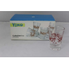 Set verre SHOT liqueur - 6 pcs
