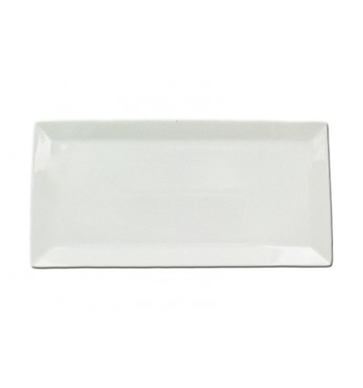 Assiette rectangle 30 cm