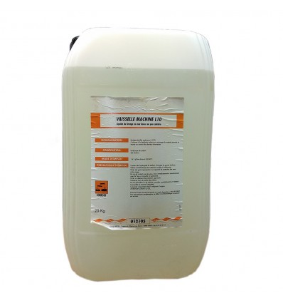 Liquide de lavage de machine 25L