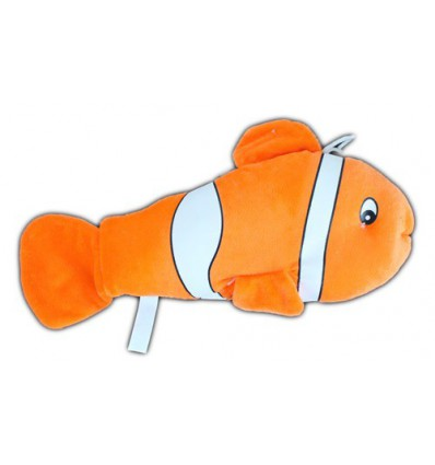 Poisson clown 30cm
