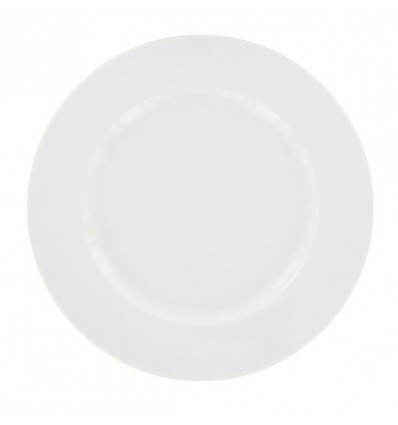 Assiette Plate 26 cm Bones China